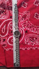 Geneva women's watch vintage LOCKING CLASP band *******L@@K****************