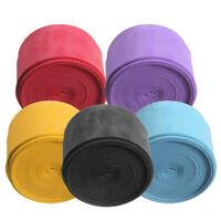 Badminton Tennis Grip Tape Elastic PU Leather Anti-slip Absorb Sweat 5   √
