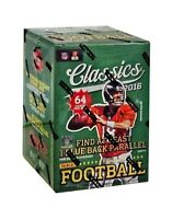 2016 Panini Classics Football Blaster Box [Factory Sealed]