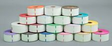 500 Direct Thermal Vertical Consignment Tags Withstub1 Upone Across15625x2375
