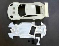 Chasis Porsche 911/991 AW compatible con MSC/Scaleauto coche no incluido Kat