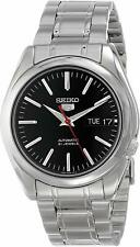 Seiko 5 Automatic Black Dial Stainless Steel Men's Watch SNKL45K1 RRP £169