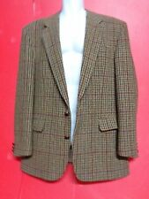 Harris Tweed Sakko Multicolor Herren Jacke Jackett Jacket Blazer Coat gr.54 Nr01