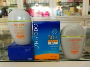 Sports Bb Spf 50+ BB cream Shiseido Fondotinta