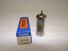 1 tubo Tungsram ech 42 Tube Valve elektroröhre nos bl777