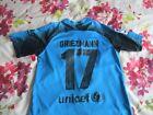 Griezmann #17 Barcelona Training Shirt  2018-19 age 9/10 yrs *read description*