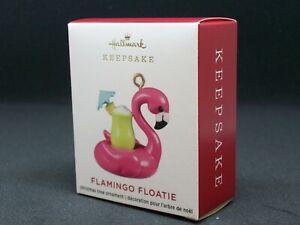 Hallmark 2020 Flamingo Floatie - Miniature - NIB - FREE Shipping