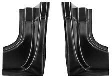 Door Post, Lower Rear,78-79 Ford Bronco & 73-79 F150 F250 F350-PAIR