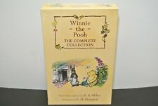 Winnie the Pooh by AA Milne 4 Book Box Set The Complete Collection NEW SEALED
