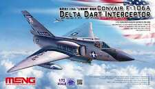 MENG Model 1/72 Convair F-106A Delta Dart Interceptor #DS006 #006 *nEW rELEASE*