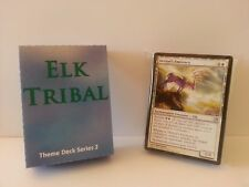 MTG Standard & Theme Decks - Elk Tribal Magic the Gathering