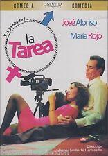 La Tarea (1992) DVD NEW Jose Alonso y Maria Rojo RARE Brand New SEALED