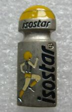 Pin's Alimentaire Boisson ernergissante ISOSTAR pour Sportif #D1