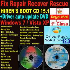 Réparation diagnostiquer PC Restore récupérer automatiquement mise à jour de pilote Windows 7 Vista XP