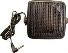 Extension Speaker for Scanner CB Ham Taxi Radio