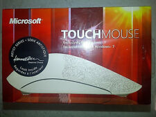 Microsoft 3KJ-00012 Touch Mouse Artist Edition BlueTrack Wireless Nano Receiver