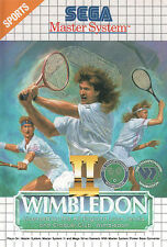 ## SEGA Master System - Wimbledon 2 / MS Spiel ##