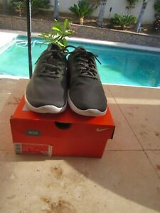 Women Nike Flex Experience 11 W Running Athletic Shoes Wide Iron Gray CD0228-002