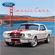 2019 Cars Ford Classics Wall Calendar, Classic Car by Wells Street by LANG