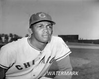 1967 MLB Chicago Cubs Fergie Jenkins Black & White 8 X 10 Photo Picture