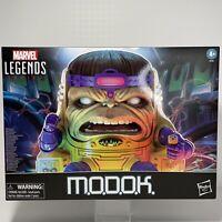 MARVEL LEGENDS DELUXE MODOK M.O.D.O.K FIGURE Hasbro 2021 In Hand SEALED