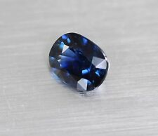 1.5cts Stunning!!! Natural Unheat Srilanka Blue Sapphire Loose Gemstone