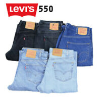 Levis Original 550 Vintage Grade B Denim Jeans Pants Iconic Stretch  Regular Fit