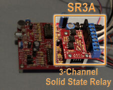 SR3A Solid State Relay Kit - Attachment to Color Organ Kit