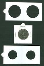 New Lighthouse Staple Coin Holders 50 size 22.5mm