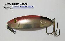 CUCCHIAINO MARTIN LUGANO 7 gr ARGENTO-ROSSO - MP114