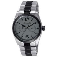 Relojes de pulsera Kenneth Cole de acero inoxidable resistente al agua