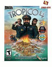 Tropico 4 Collector's Bundle Steam Key Pc Game Download Code Global Blitzversand