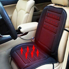 Black Universal Electric Winter Warm Car Heated Seat Cover Pad Cushion Heating
