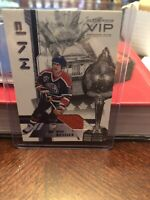 2003-04 IN The Game VIP Jersey Card Mark Messier MVP 24 Oilers