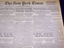 1946 FEBRUARY 4 NEW YORK TIMES - SITE FOR U. N. STIRS PROTESTS - NT 2635