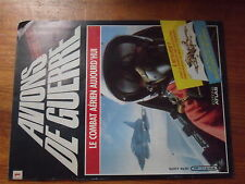 $$ Revue Avions de guerre N°1 Poster 4 pages Tornado