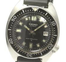 SEIKO 2nd Diver 6105-8000 Date Antique cal.6105A Automatic Men's_554760