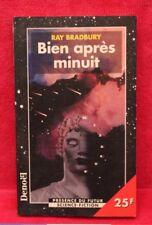 Bien après minuit - Ray Bradbury - Livre - Occasion