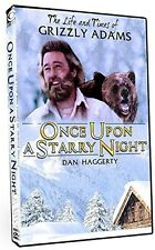 Life & Times Of Grizzly Adams: Once Upon A Starry (2014, REGION 1 DVD New)