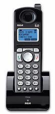 RCA-25055RE1 2 line Cordless accessory handset for 25212, 25252,252552