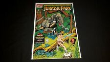 Jurassic Park #1 - Topps Comics - June 1993 - 1st Print - Based on the film