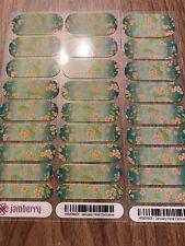 Jamberry 1 Full Sheet and 1 Half Sheet January 2016 He