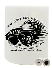4X4 MONEYBOX. You Can't Buy Happiness But You Can Buy A 4X4. Personalisable