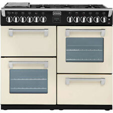 Dual Fuel Home Cookers with Induction Hob