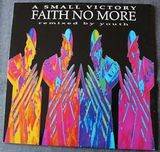 Faith No More, a small victory, Maxi vinyl