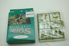 Vintage Revell Model Kit Quick Snap Dinos Allosaurus Dinosaur Mini 1994 Mib