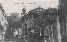 * GORIZIA GORZ - La via Scuole WWI