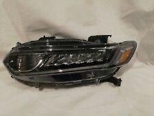 2018 2019 Honda Accord LED Headlight Left (Driver)  OEM - Pre-owned W3367