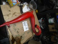 CAN AM 1979 250 qualifier Bombardier exhaust pipe exhaust expansion chamber
