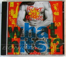 THE RED HOT CHILIPEPPERS - WHAT HITS? - CD Sigillato